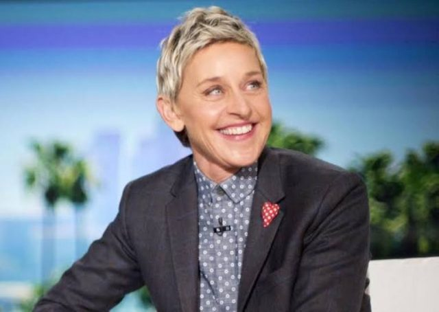 Ellen DeGeneres Height, Weight And Body Measurements