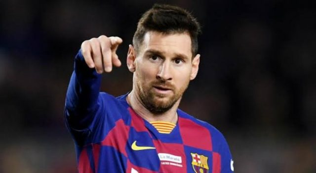 Messi's Height, Weight And Body Measurements