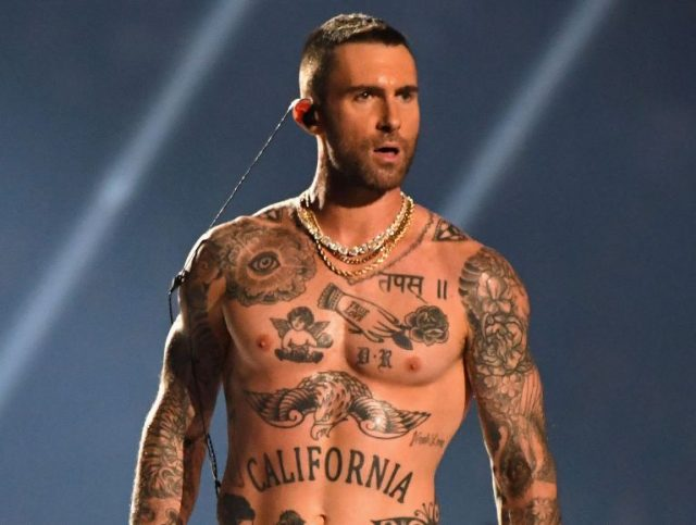 Adam Levine's Tattoos, Brother and House
