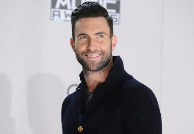 Adam Levine Height, Weight and Body Measurements