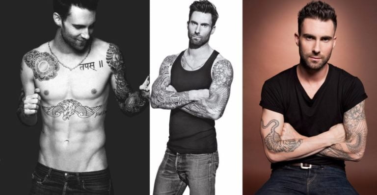 Adam Levine Height Weight and Body Measurements