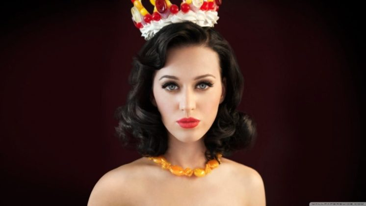 Katy Perry's Height, Weight Measurements Bra Size