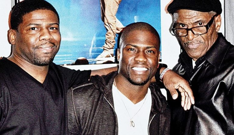 Details About Kevin Hart's Family – Parents And Brother
