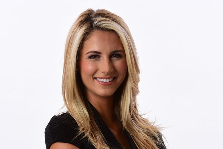All The Interesting Details About Laura Rutledge's Career, Earnings and Family