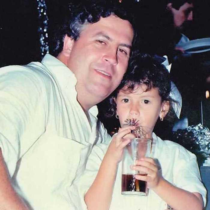 Pablo Escobar Wife, Children, Son, Body, Daughter, Family, Death