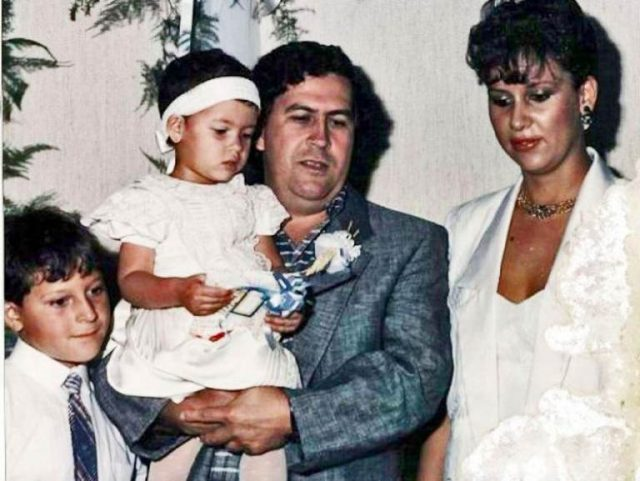 Revealing Truths About Pablo Escobar, His Wife and Children