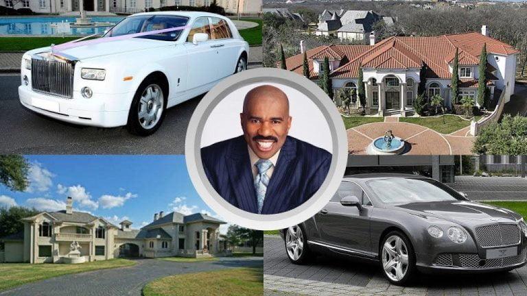 Steve Harvey Net Worth, Wife, Kids, Height, Age, Family, House, Wiki