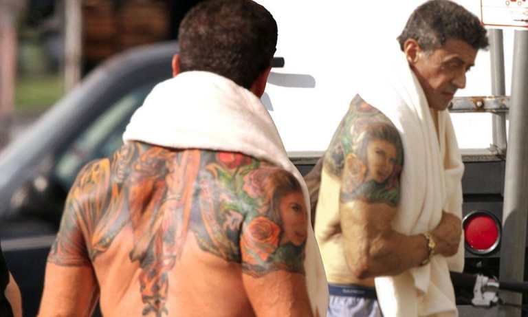 Sylvester Stallone's Tattoos: Everything You Should Know