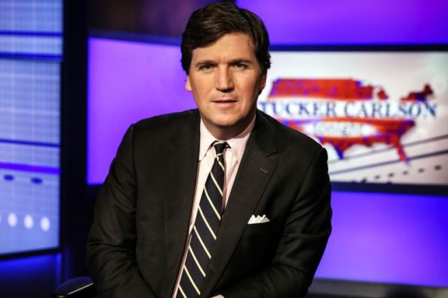Who is Tucker Carlson's Wife? His Net Worth, Family & Dancing With The Stars