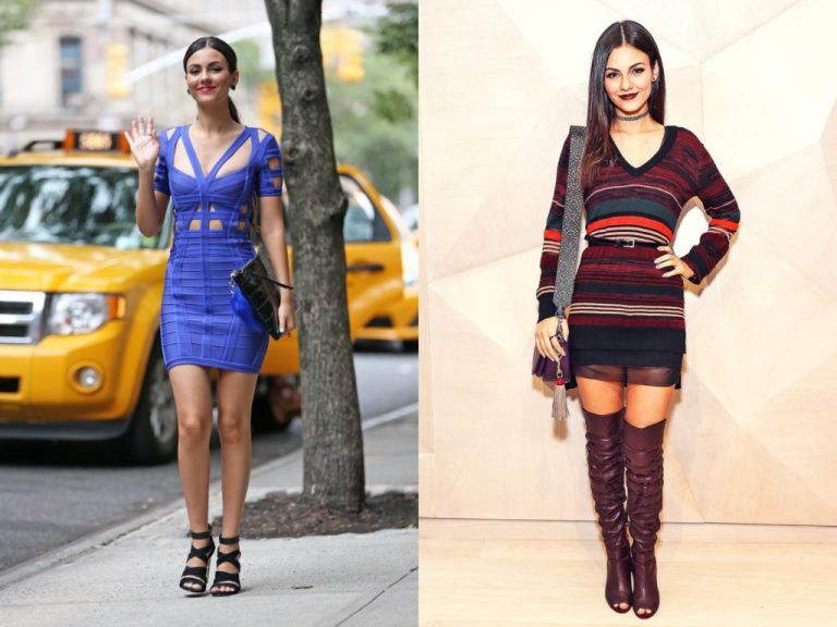 Victoria Justice Feet, Shoe Size and Shoe Collection
