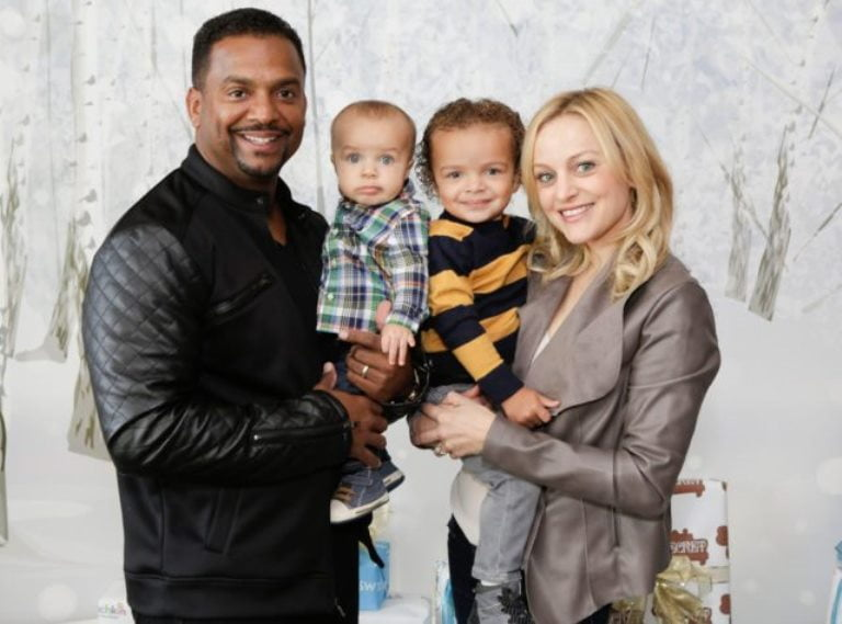 Alfonso Ribeiro Wife, Daughter And Other Kids, Family, Height