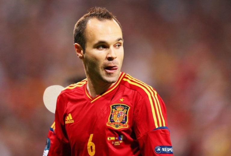 Andres Iniesta Age, Wife, Family, Height, Net Worth, Biography