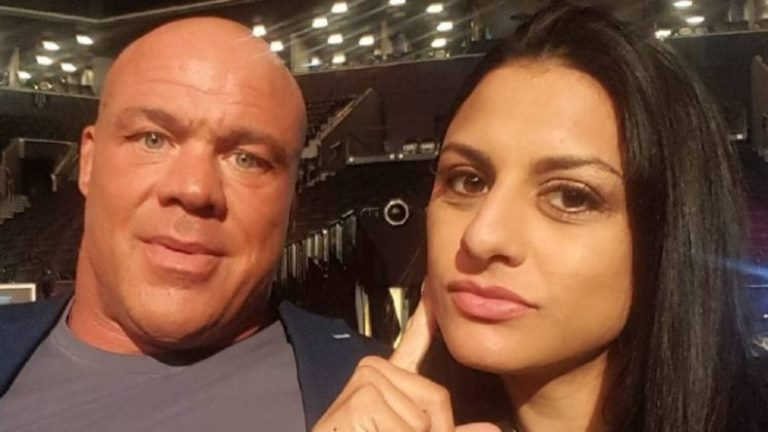 Giovanna Yannotti: 8 Things to Know About Kurt Angle's Wife