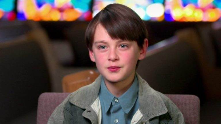 Jaeden Lieberher Biography, Age, Height, Parents and Other Facts