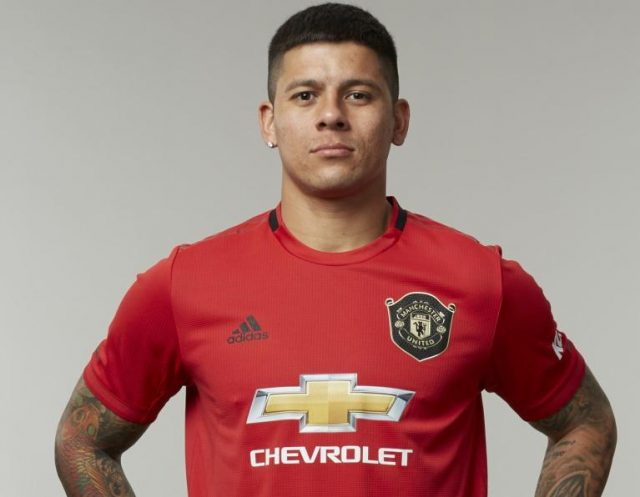 Marcos Rojo Wife, Girlfriend, Height, Weight, Body Measurements