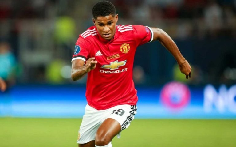 Marcus Rashford Height, Weight, Girlfriend, Parents, Family, Wiki