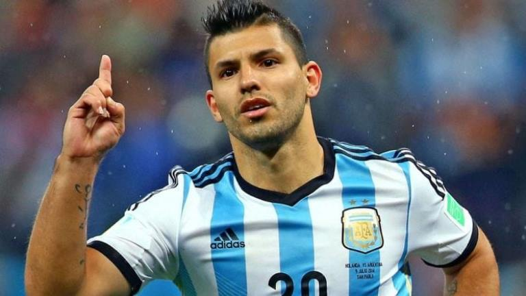 Sergio Aguero Wife, Girlfriend, Son, Height, Weight, Age, Net Worth
