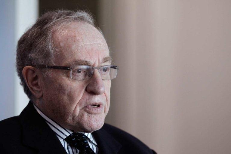 Who Is Alan Dershowitz, What Is His Relationship With Trump and O.J Simpson