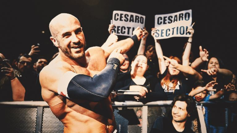Who Is Cesaro Of WWE, Where Is He From, His Height, Age, Net Worth, Teeth