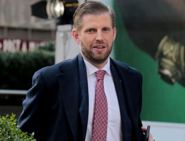 Eric Trump Wife, Children, Mother, Family, Height, Education, Bio