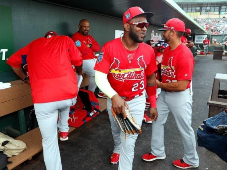 Marcell Ozuna Bio, Wife, Career Stats And Other Details About Him