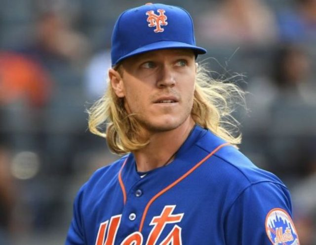 Noah Syndergaard Biography, Girlfriend, Family and Other Facts