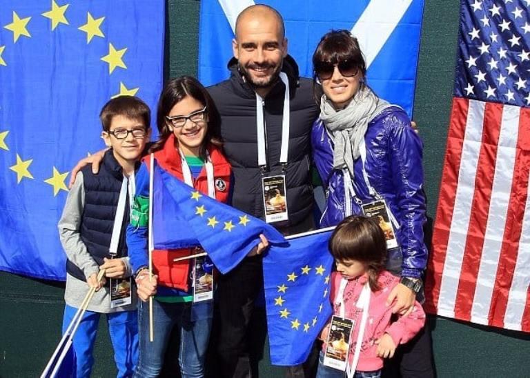 Pep Guardiola Wife (Cristina Serra), Salary, Age, Family, Bio