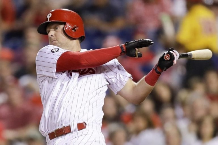 Rhys Hoskins Wiki, Stats, Who is The Girlfriend? Here are The Facts