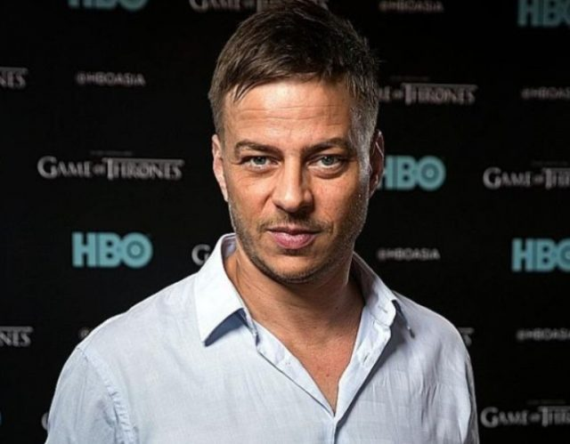 Is Tom Wlaschiha Married, Who Is His Wife? Is He Gay?