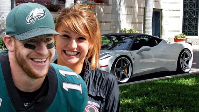 Carson Wentz Girlfriend, Wife, Injury, Salary, Net Worth, Wiki, Family