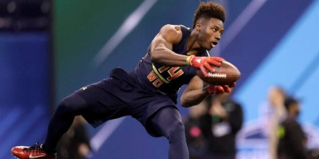 Curtis Samuel Height, Weight, Body Stats, Biography, NFL Career
