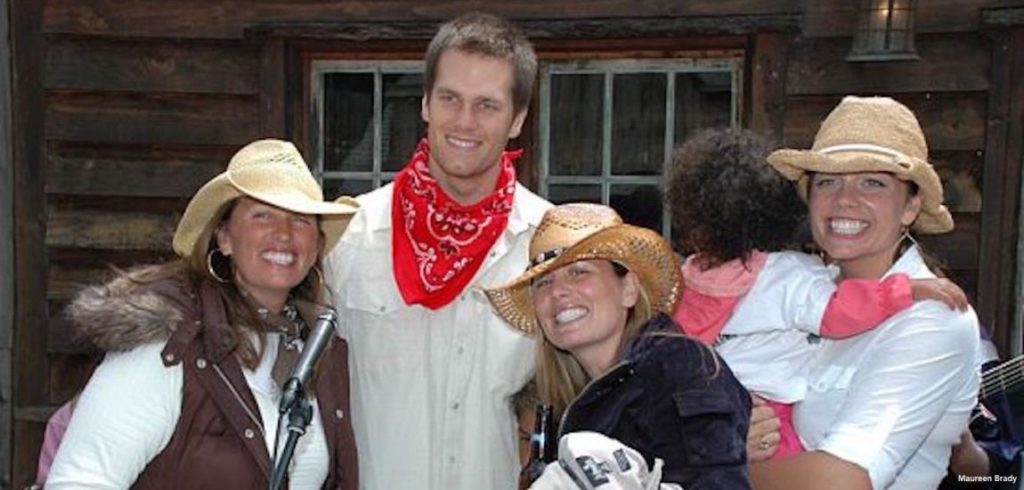 Tom Brady Kids Family Sisters Son