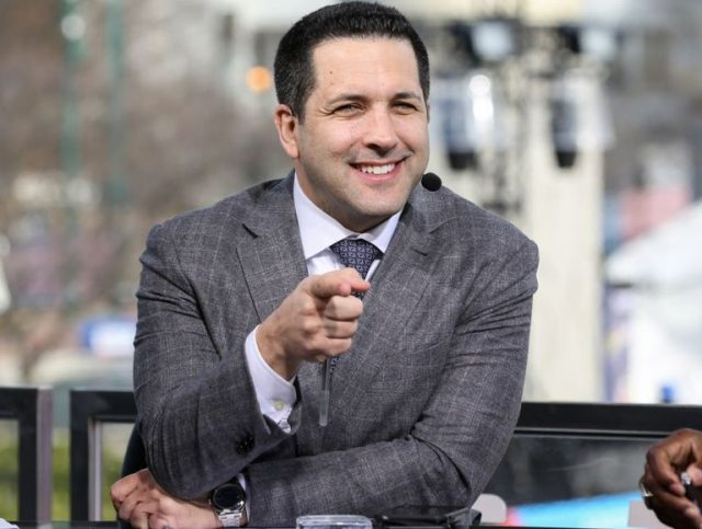 Adam Schefter Wife, Family, Height, Weight, Salary, Other Facts