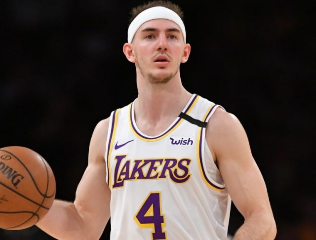 Who Is Alex Caruso? His Height, Weight, Body Measurements, Family