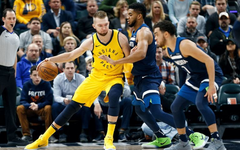 Who is Domantas Sabonis? His Personal Life, NBA Draft, Height and Weight