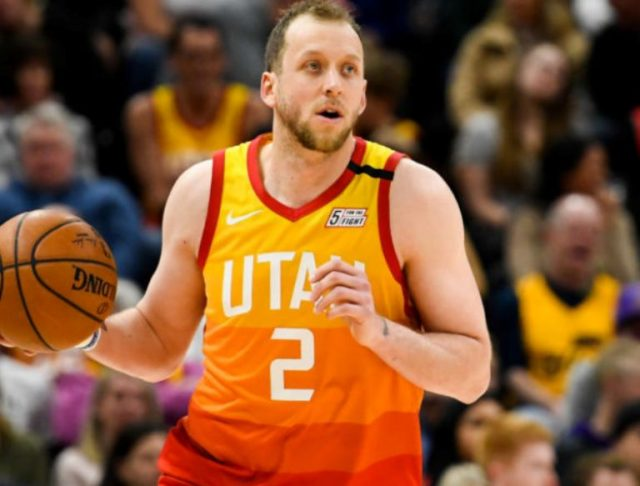 Joe Ingles Bio, Wife (Renae Ingles), Family, Height, Weight, NBA Career