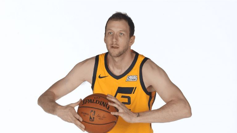 Joe Ingles – Bio, Wife (Renae Ingles), Family, Height, Weight, NBA Career