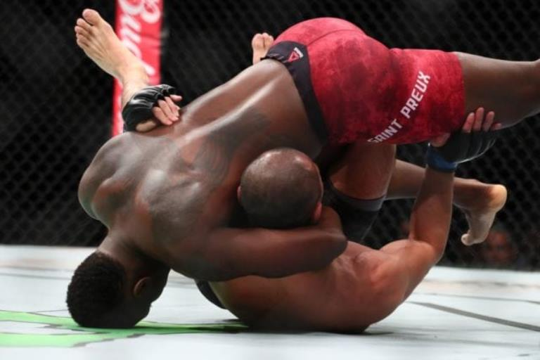 Who Is Ovince Saint Preux? His Height, Weight, Body Stats, Bio, Family