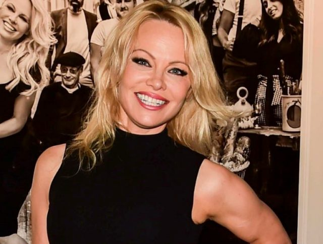 Pamela Anderson Bio, Spouse, Sons, Net Worth, Age, Height And Julian Assange