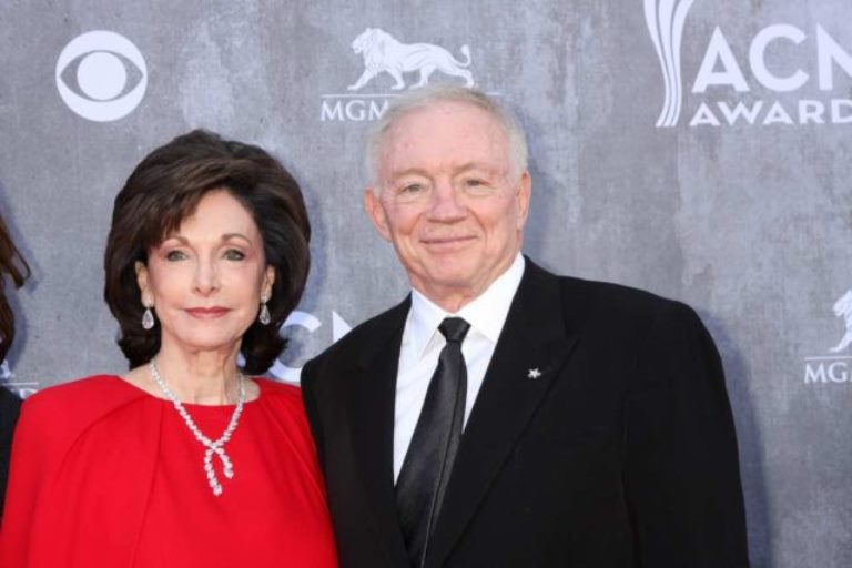 Eugenia Jones – Biography, Everything About Jerry Jones' Wife