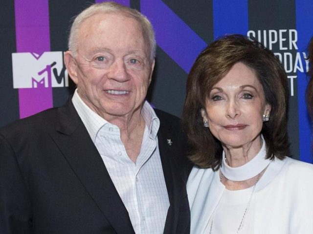 Eugenia Jones Biography, Everything About Jerry Jones' Wife